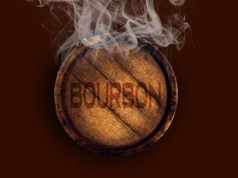 ¡Eh, camarero, hay turba en mi bourbon!